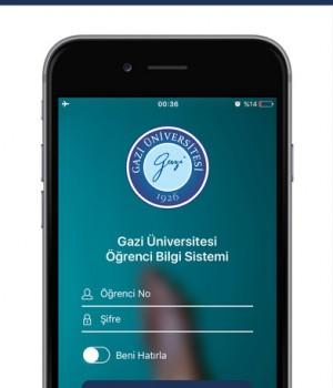 Gazi Üniversitesi Ekran Görüntüleri - 5