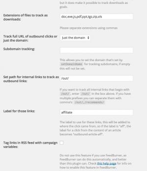 Google Analytics for WordPress Ekran Görüntüleri - 2