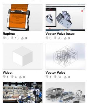 GrabCAD Ekran Görüntüleri - 2