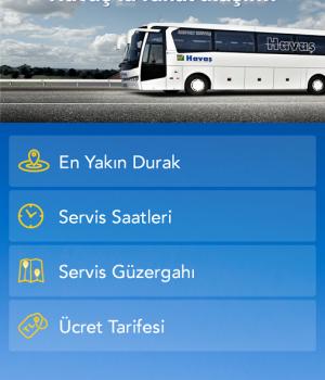 Havaş Mobile Ekran Görüntüleri - 4