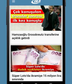 İhlas Haber Ajansı Ekran Görüntüleri - 4