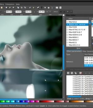 Inkscape Ekran Görüntüleri - 2