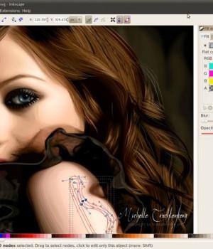 Inkscape Ekran Görüntüleri - 4