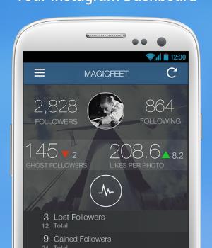 Instagram için Takipçiler+ Ekran Görüntüleri - 4