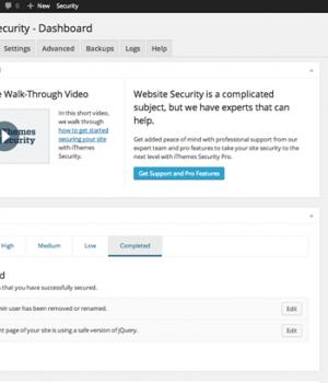 iThemes Security Ekran Görüntüleri - 3