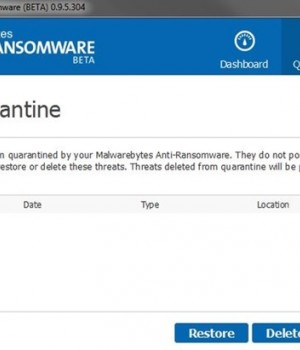 Malwarebytes Anti-Ransomware Beta Ekran Görüntüleri - 1