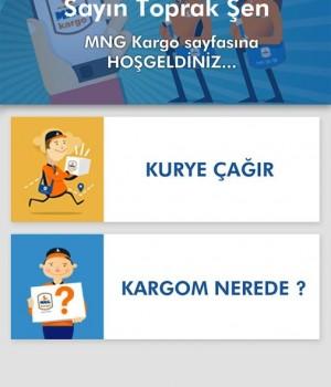 MNG Kargo Ekran Görüntüleri - 5