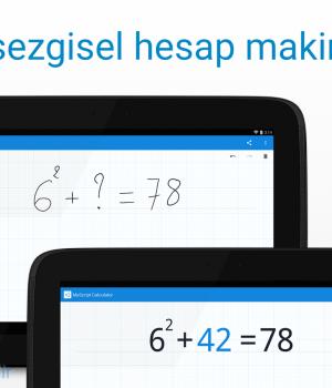 MyScript Calculator Ekran Görüntüleri - 6