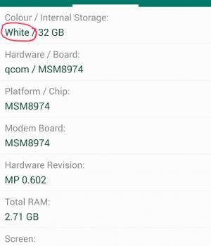 Phone INFO Ekran Görüntüleri - 1