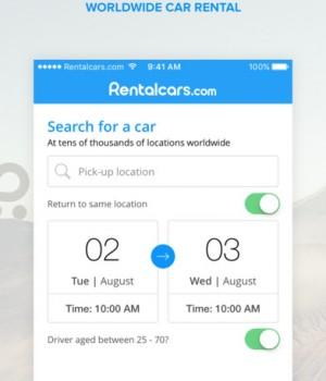 Rentalcars.com Ekran Görüntüleri - 5