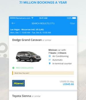 Rentalcars.com Ekran Görüntüleri - 2