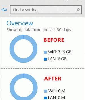 Reset Data Usage Ekran Görüntüleri - 1