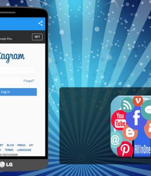 Social Apps All in One Ekran Görüntüleri - 2