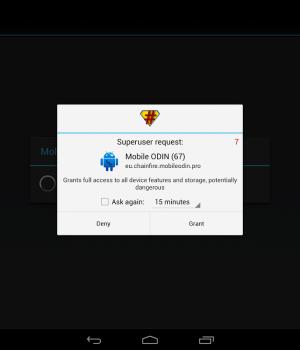 SuperSU Ekran Görüntüleri - 1