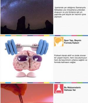 TÜBİTAK Bilim Genç Ekran Görüntüleri - 3