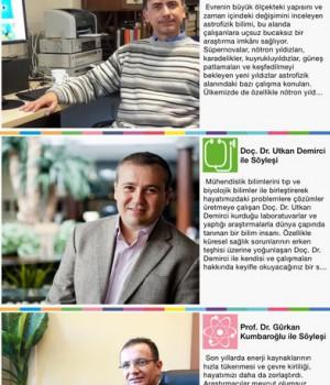 TÜBİTAK Bilim Genç Ekran Görüntüleri - 2
