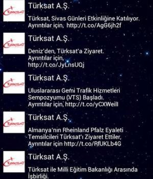 Türksat A.Ş Ekran Görüntüleri - 2