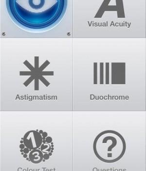 Vision Test Ekran Görüntüleri - 2