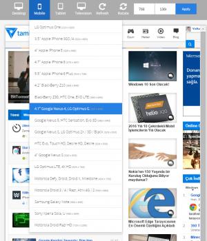 WhatIsMyScreenResolution Ekran Görüntüleri - 2