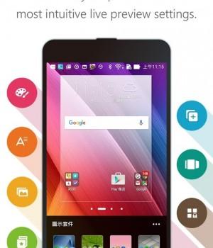 ZenUI Başlatıcı Ekran Görüntüleri - 4