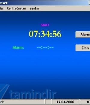 Alarmset Ekran Görüntüleri - 1