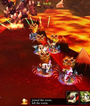 Elements: Epic Heroes Ekran Görüntüleri - 1