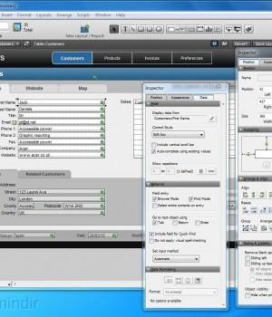 FileMaker Pro Ekran Görüntüleri - 1