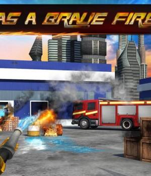 Firefighter 3D: The City Hero Ekran Görüntüleri - 5