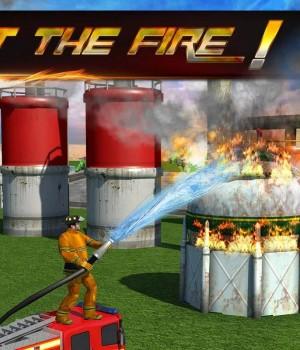 Firefighter 3D: The City Hero Ekran Görüntüleri - 3
