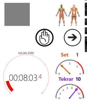 Fitness C Ekran Görüntüleri - 4