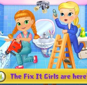 Fix It Girls - House Makeover Ekran Görüntüleri - 5