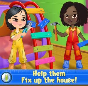 Fix It Girls - House Makeover Ekran Görüntüleri - 4
