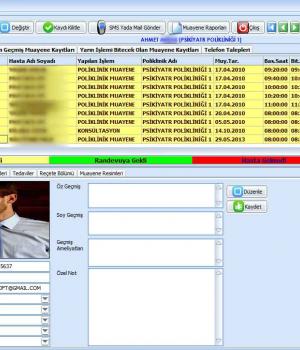 Hasta Takip Programı Ekran Görüntüleri - 2