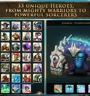 Heroes of Order & Chaos Ekran Görüntüleri - 1
