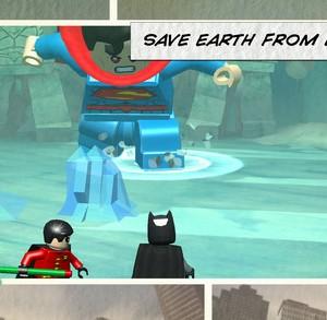 LEGO Batman: Beyond Gotham Ekran Görüntüleri - 2