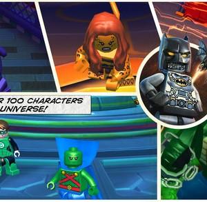 LEGO Batman: Beyond Gotham Ekran Görüntüleri - 1
