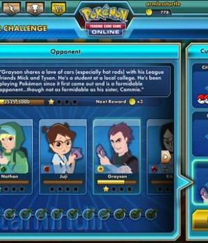 Pokemon TGC Online Ekran Görüntüleri - 3