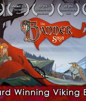 The Banner Saga Ekran Görüntüleri - 7