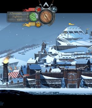 The Banner Saga Ekran Görüntüleri - 2