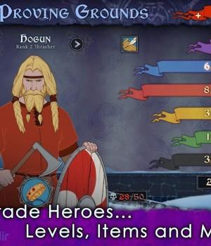 The Banner Saga Ekran Görüntüleri - 5