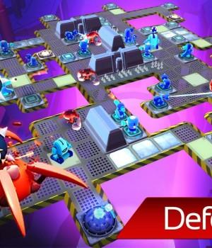The Bot Squad: Puzzle Battles Ekran Görüntüleri - 4