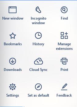 UC Browser Ekran Görüntüleri - 1