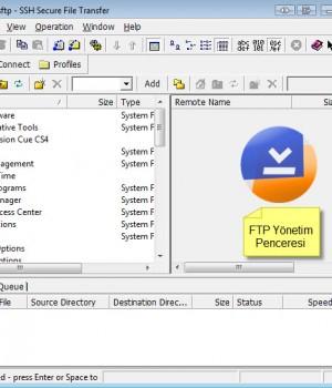 SSH Secure Shell Client Ekran Görüntüleri - 2