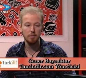 TAMindir TRT Turksite Programı Haftanın Konuğu Ekran Görüntüleri - 1