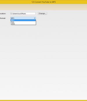 123 Convert YouTube To MP3 Ekran Görüntüleri - 2