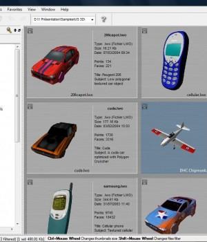 3D Photo Browser Light Ekran Görüntüleri - 1