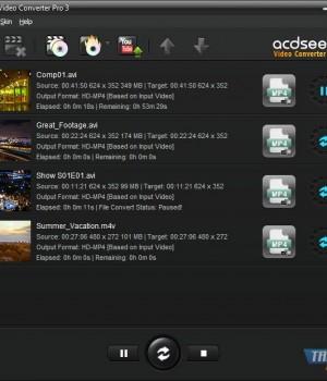 ACDSee Video Converter Free Ekran Görüntüleri - 4