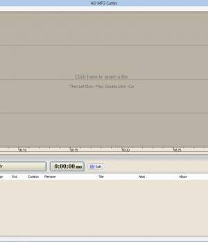 AD MP3 Cutter Ekran Görüntüleri - 2