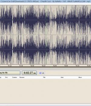 AD MP3 Cutter Ekran Görüntüleri - 1