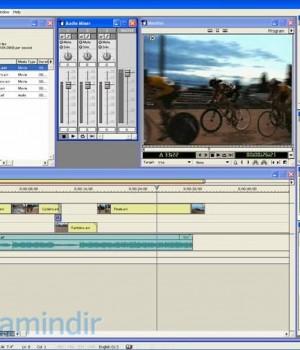 Adobe Premiere 6.0 Ekran Görüntüleri - 1